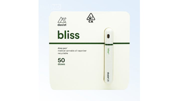 dosist bliss vape pen